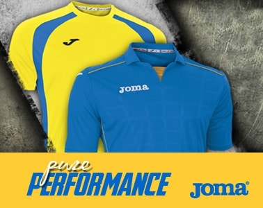 joma soccer uniforms