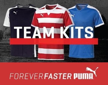 puma soccer uniforms