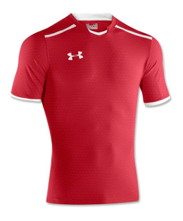 Under Armour Highlight Jersey Red