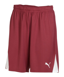 Puma Team Short Maroon