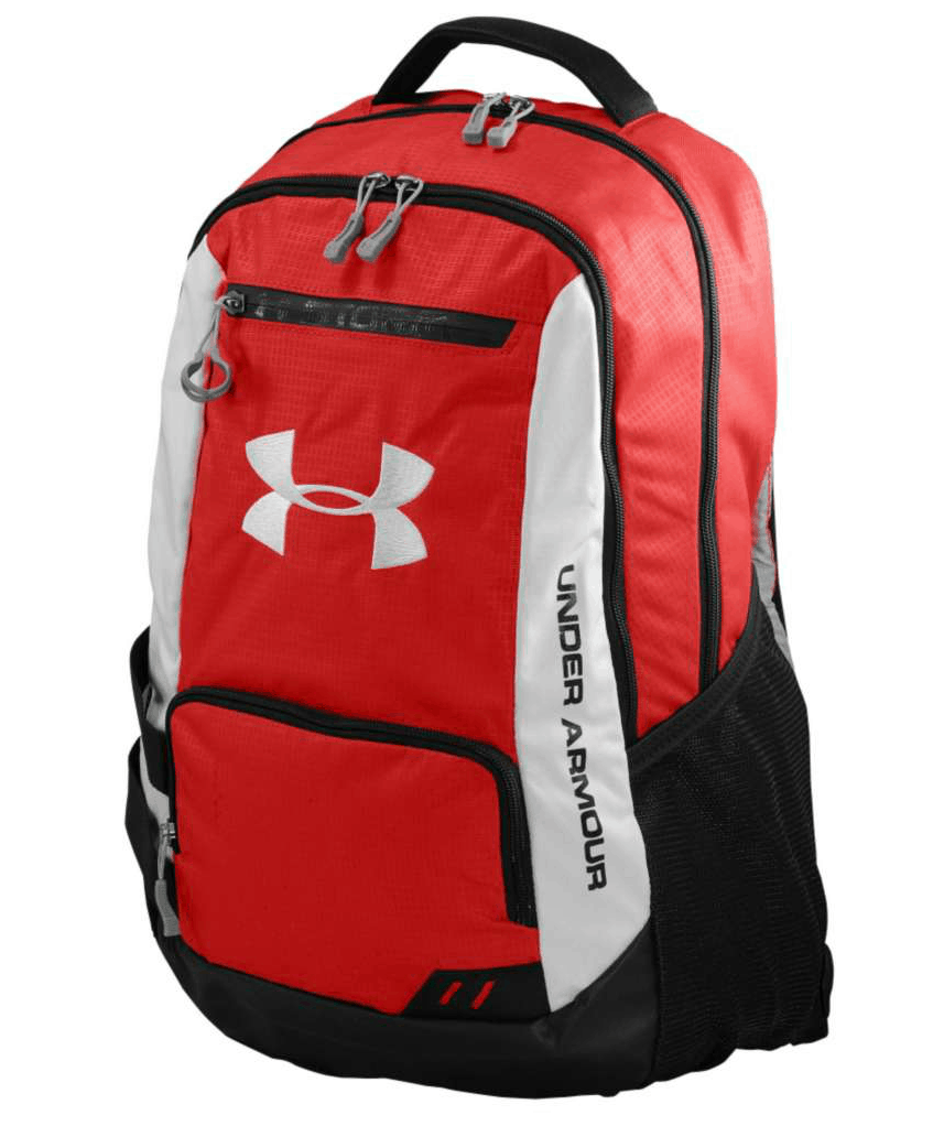 576d2904 Under Armour Hustle Soccer Backpack - TheTeamFactory.com