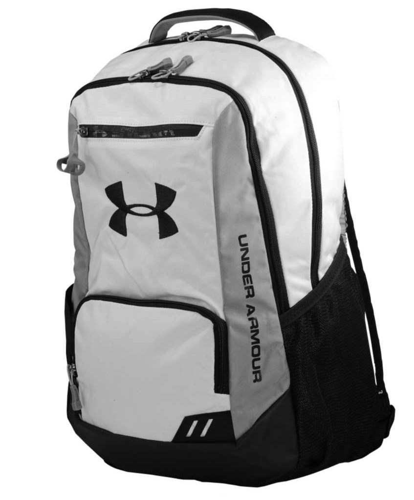 Under Armour Hustle Soccer Backpack - TheTeamFactory.com 64086f27fc53a