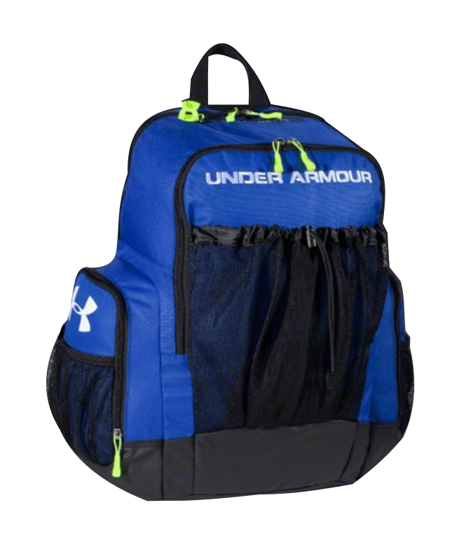 bd176ec7fb4c Under Armour Striker Soccer Backpack - TheTeamFactory.com