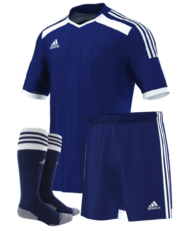adidas Regista 14 Soccer Uniform - TheTeamFactory.com - photo#2