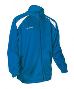 Diadora-Gioco-Jacket-Royal-White