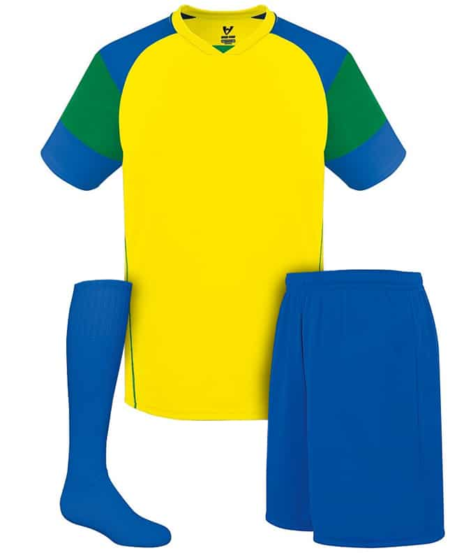 High 5 Mundo Uniform