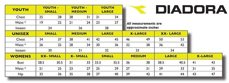 Shoe Size Chart Womens To Youth