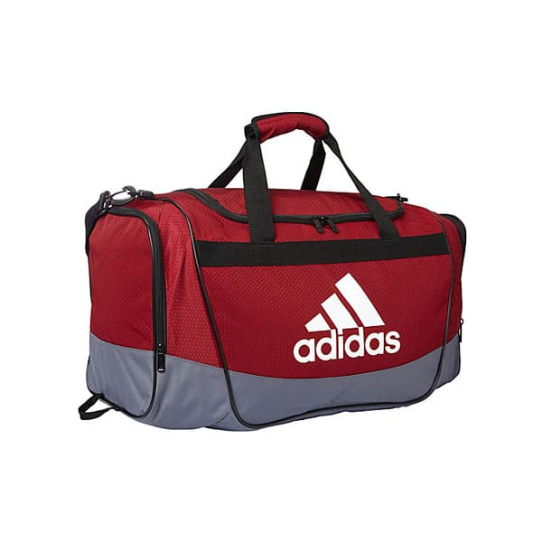 Buy red adidas duffle bag   OFF69% Discounted 424593347c127