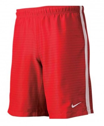 Graphics Shorts Red