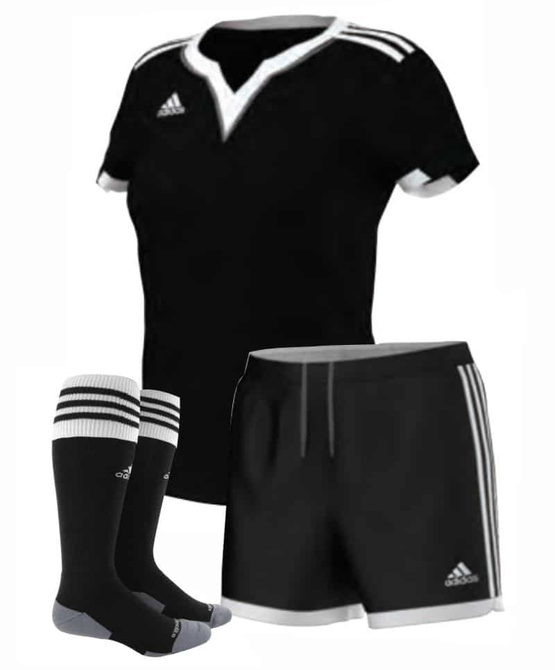 adidas soccer tops women
