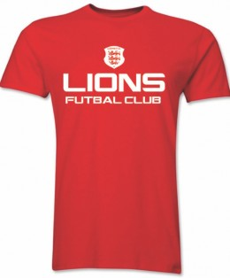 Lions-FC-Players-Kit-Red-Training-Top