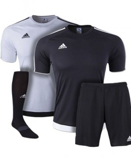 Adidas Home & Away Estro 15 Soccer Uniform