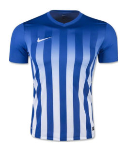 Nike Striped Division II Soccer Jersey