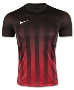 Striped-Division-II-Jersey-Black-Red