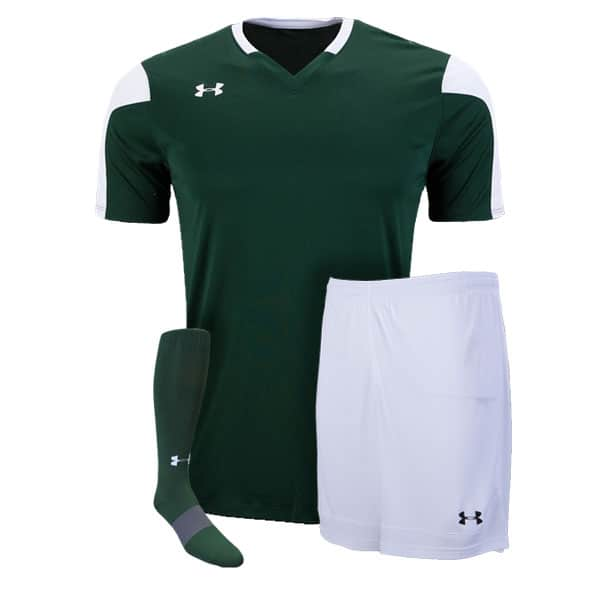 35a72e37f Under Armour Maquina Soccer Uniform - TheTeamFactory.com