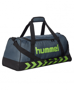hummel authentic soccer bag