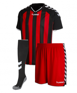hummel-striped-uniform