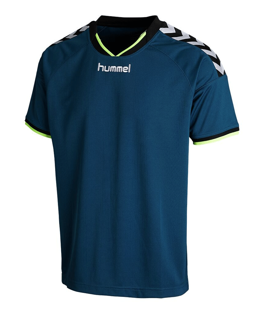 076d8add433 Hummel Stay Authentic Soccer Jersey - theteamfactory.com