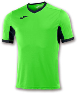Joma-Champion-IV-Jersey-(Lime-Green-Black)