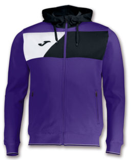 Joma-Crew-II-Hooded-Jacket-(Purple-Black-White)