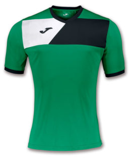 Joma-Crew-II-Jersey-(Kelly-Green-Black-White)