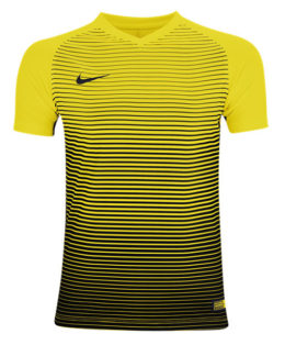 Nike-Precision-IV-Jersey-(Yellow-Black)