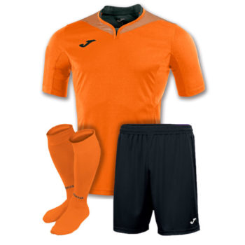 Joma Silver Uniform