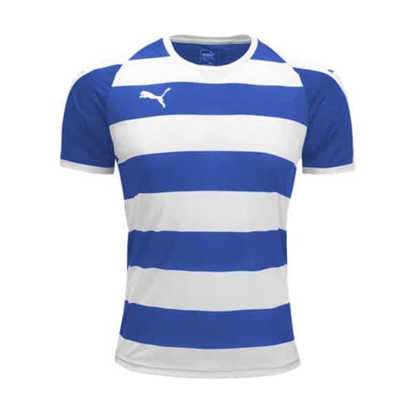 f356a1bc3 Get your very own Puma Liga Jersey Hooped - TheTeamFactory.com