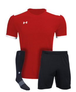 Under Armour Threadborne Match Uniform