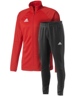 Adidas Tiro 17 Warm up Suit