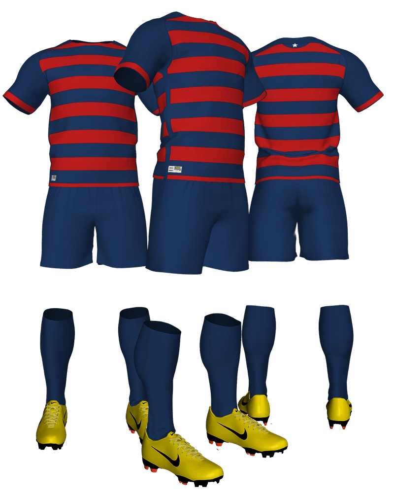 Burst Custom Soccer Uniform Theteamfactory