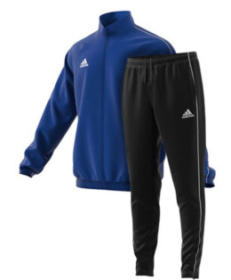 Adidas Core 18 Warm Up Suit