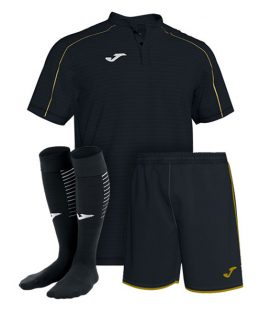 Joma Gold Uniform