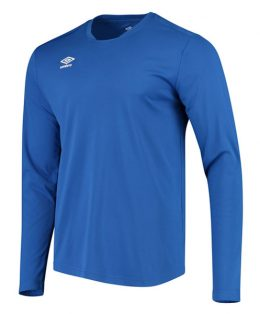 Umbro Center LS Tee
